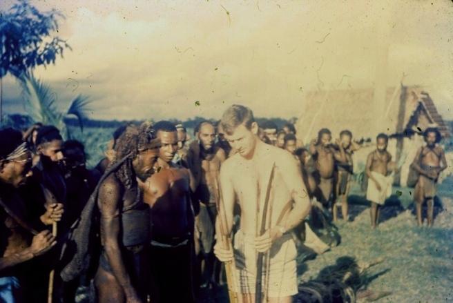 Biami_people,_near_Nomad_patrol_post,_1964